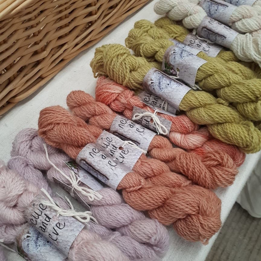 Gwlân Cambrian Wool