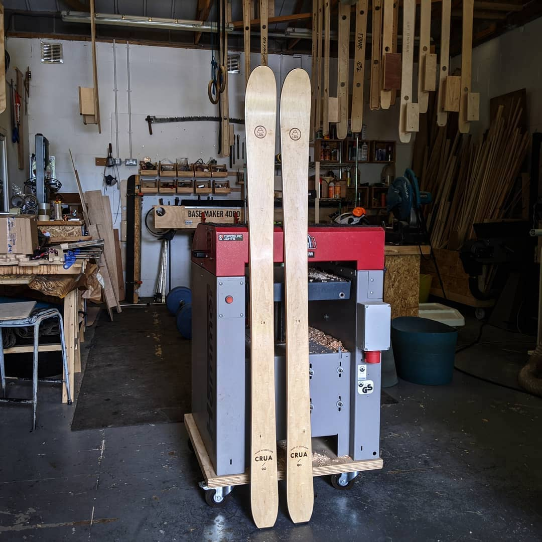 Lonely Mountain Skis