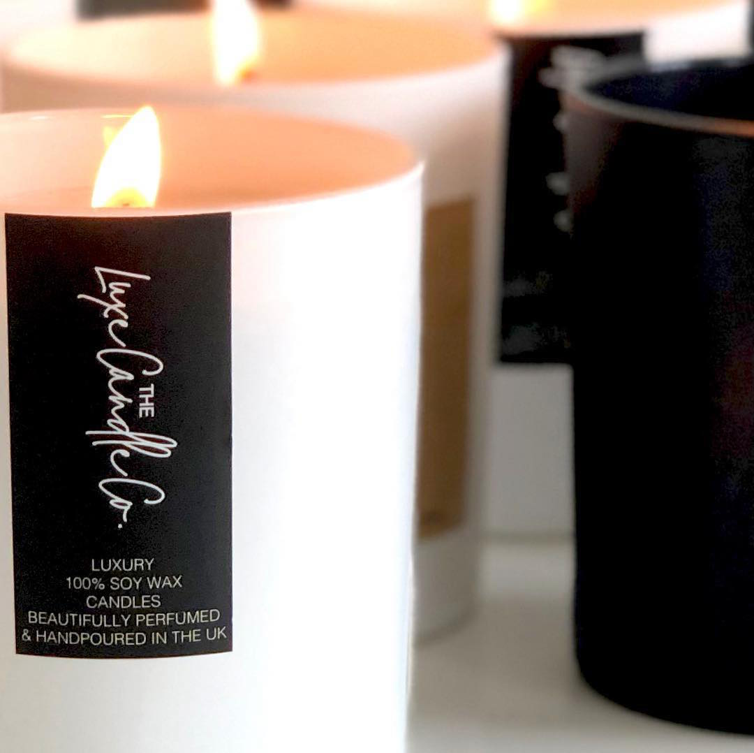 The Luxe Candle Co