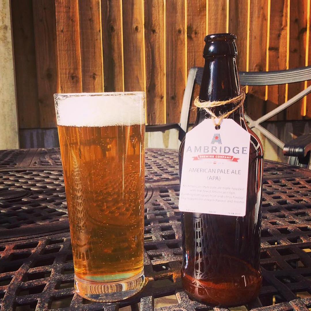 Ambridge Brewery