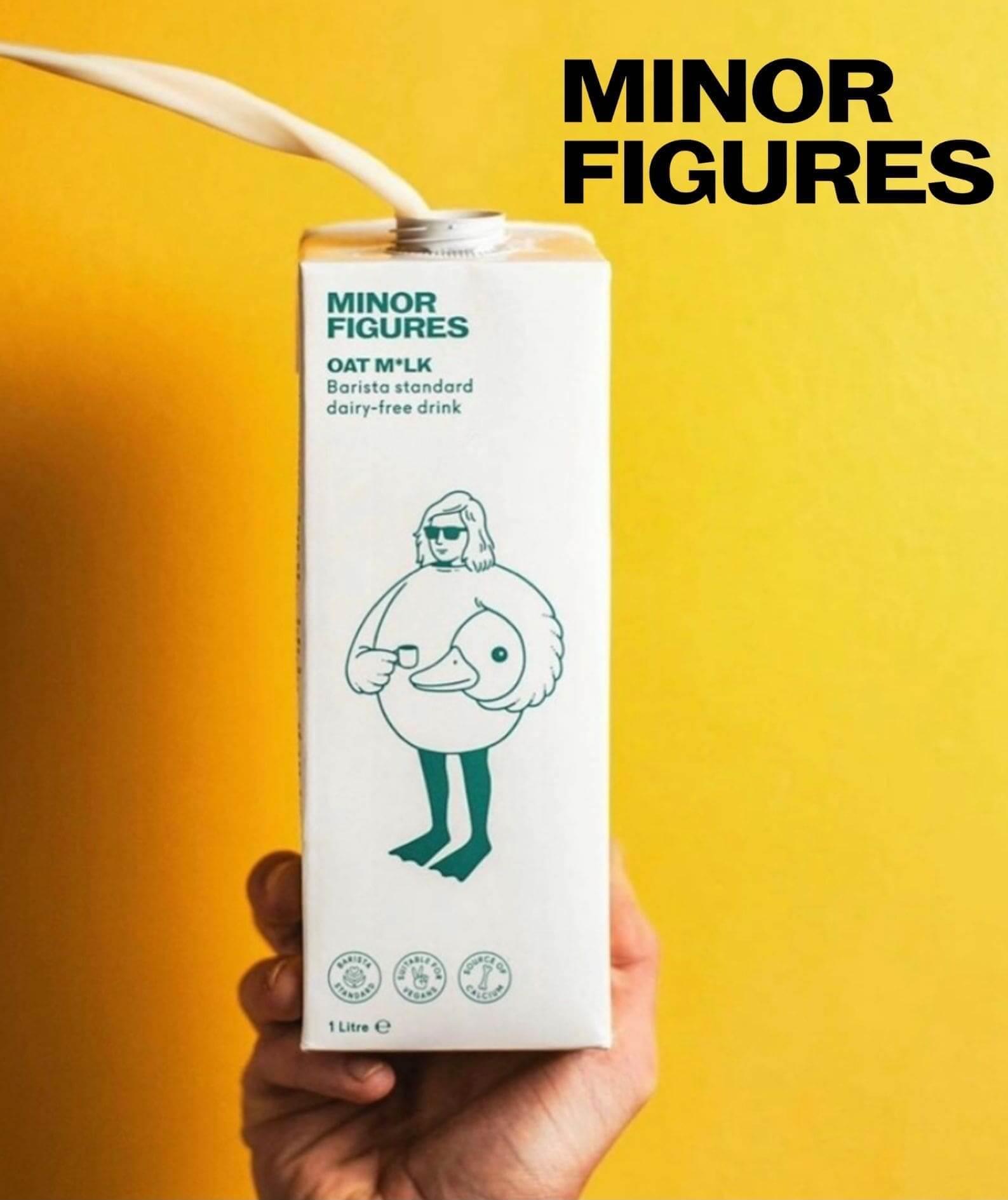 Buy Minor Figures Oat Milk