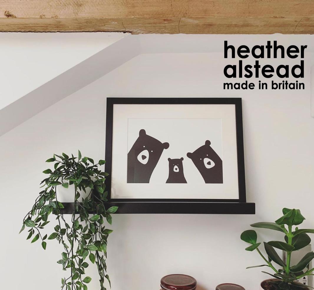 Heather Alstead Design Brand