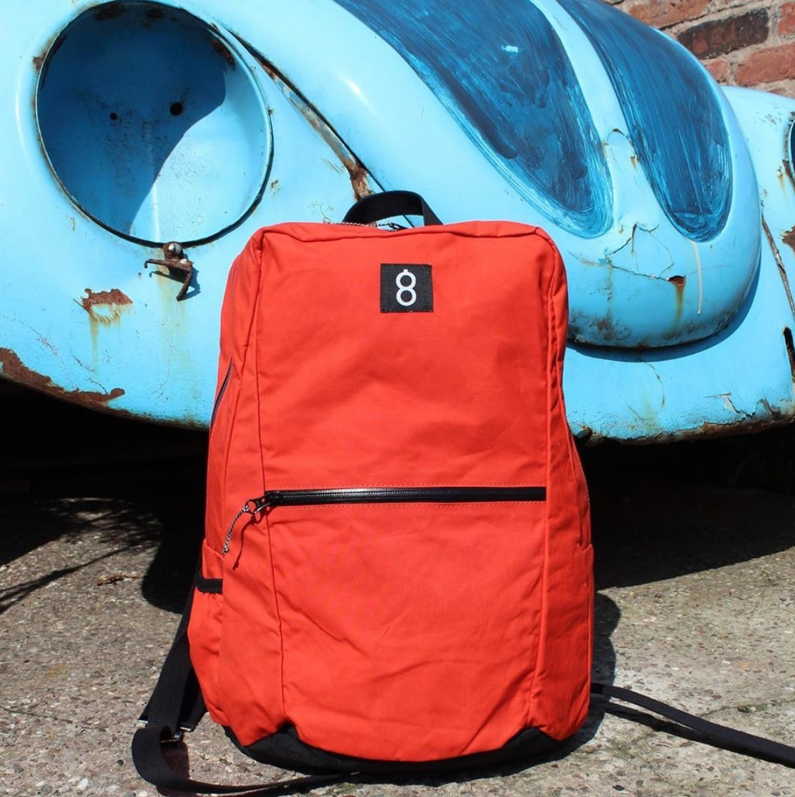 Both Barrels Rucksack on YouK