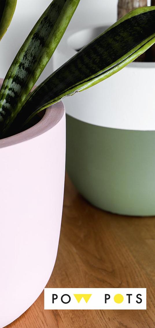 Shop Pow Pots with YouK