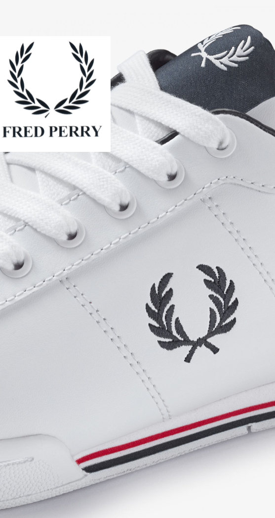 Fred Perry on YouK
