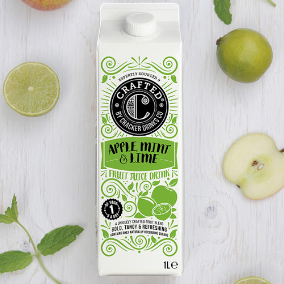 Crafted Apple Mint & Lime