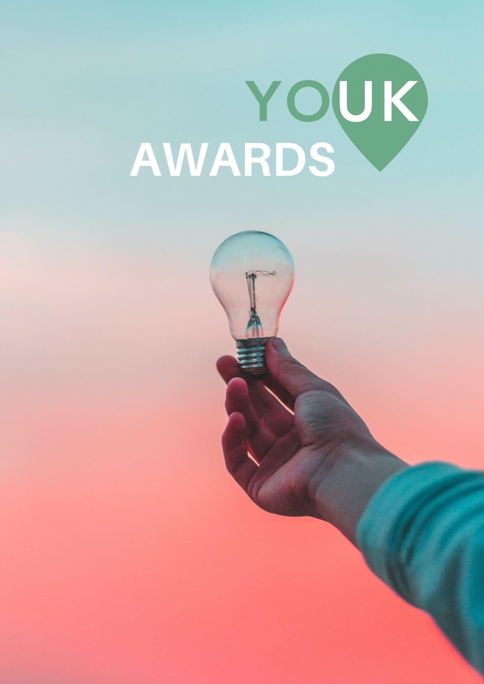 YouK Award winning brands