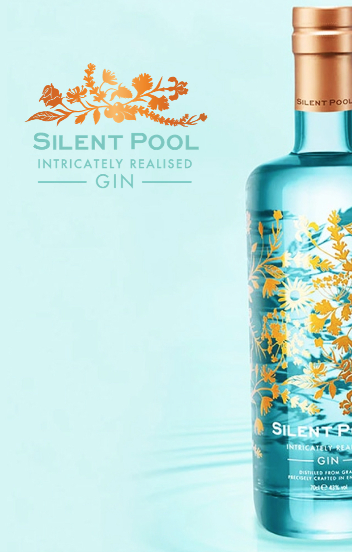 Silent Pool Gin on YouK