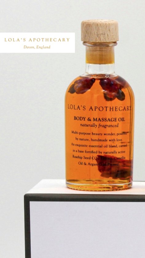 Lola's Apothecary brand on YouK