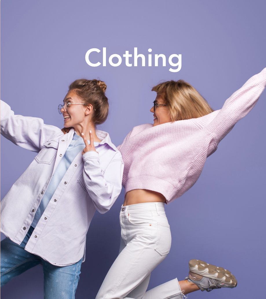 UK made Clothes - Browse the world of British made and designed clothes