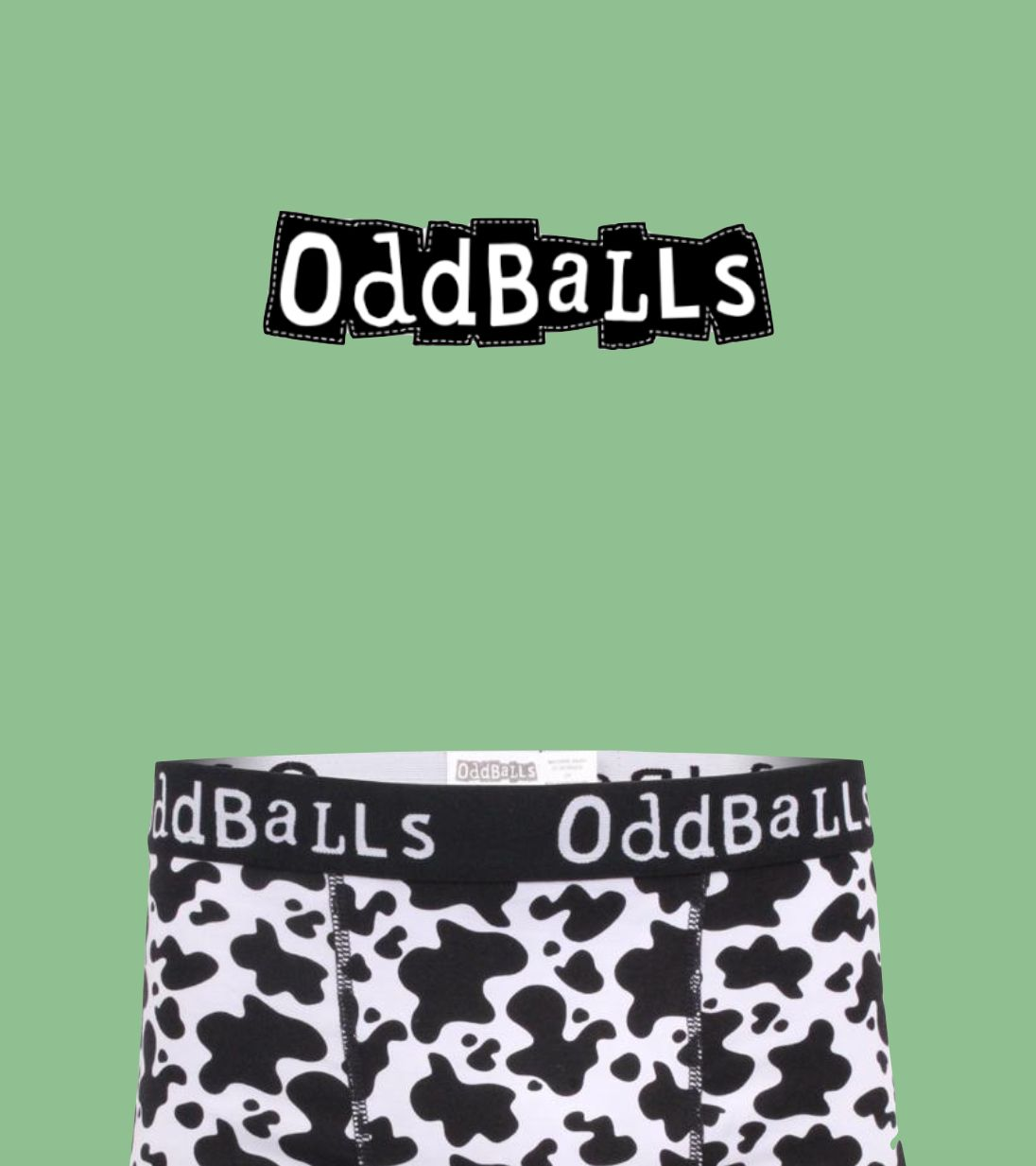 Oddballs - Discover Oddballs: Quality underwear and beachware, raising awareness of Testicular Cancer