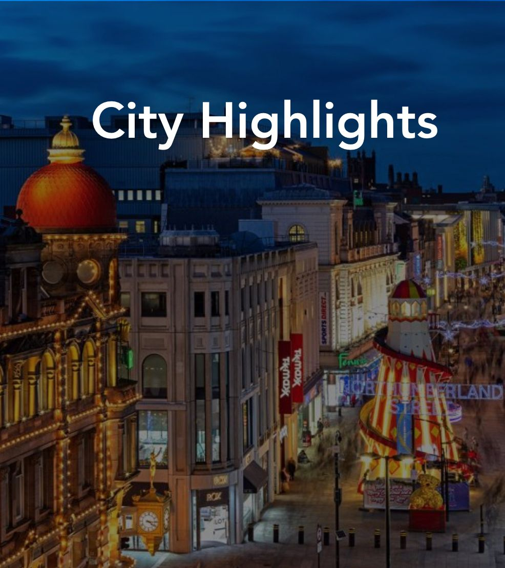 City Highlights - Discover our best picks across a range of the UK's towns and cities