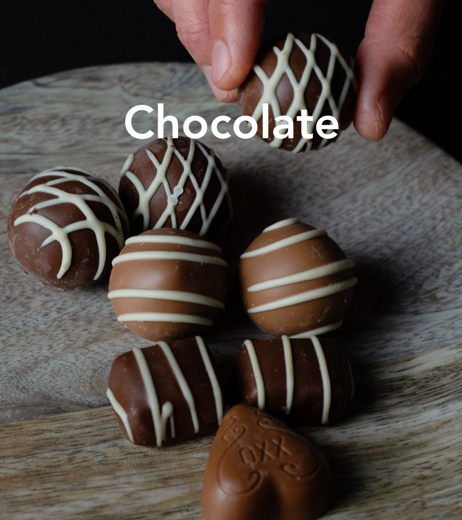 Chocolate - Explore the world of Britain's inventive chocolatiers