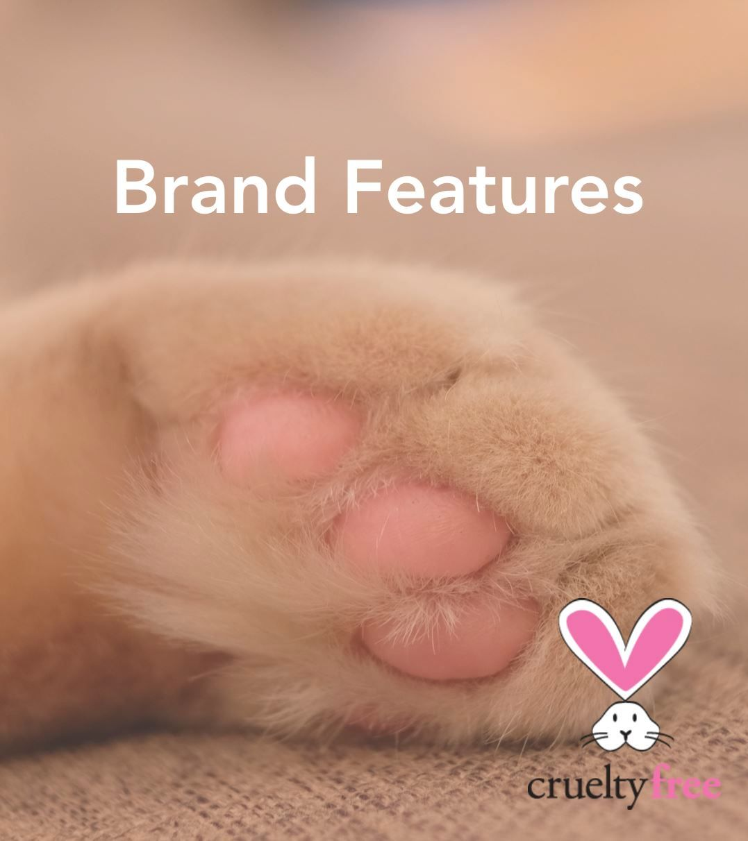 Brand Features - Browse brands according to your values, lifestyle choices or dietary needs