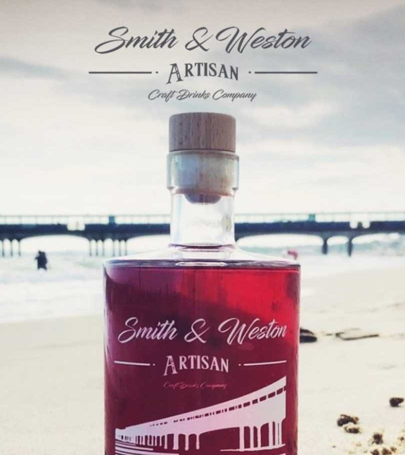 Smith & Weston Gin Liqueurs - Discover Devon-based craft drinks company Smith & Weston