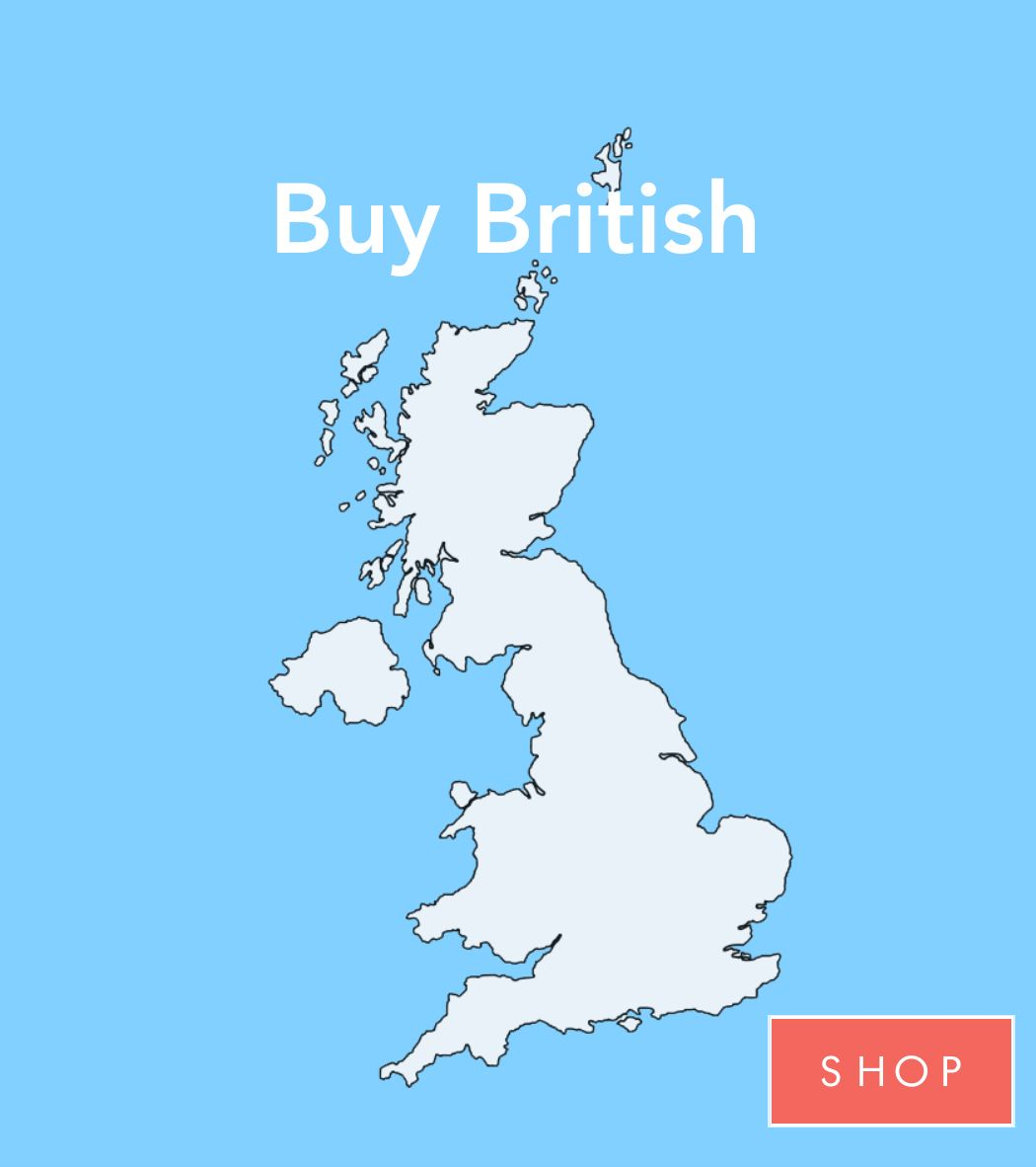 Buy British - Shop everything made, designed or produced in the UK