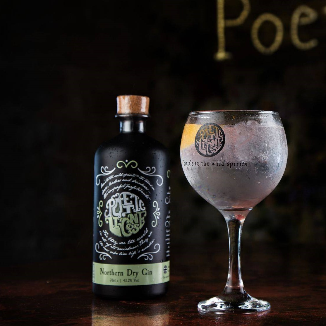 Poetic Licence Northern Dry Gin