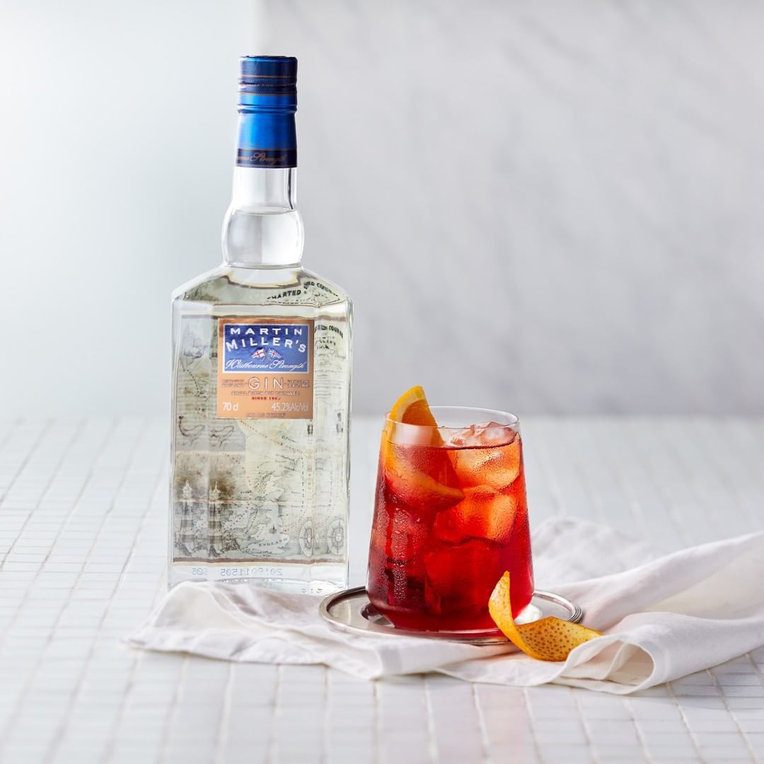 Martin Miller's Westbourne Dry Gin