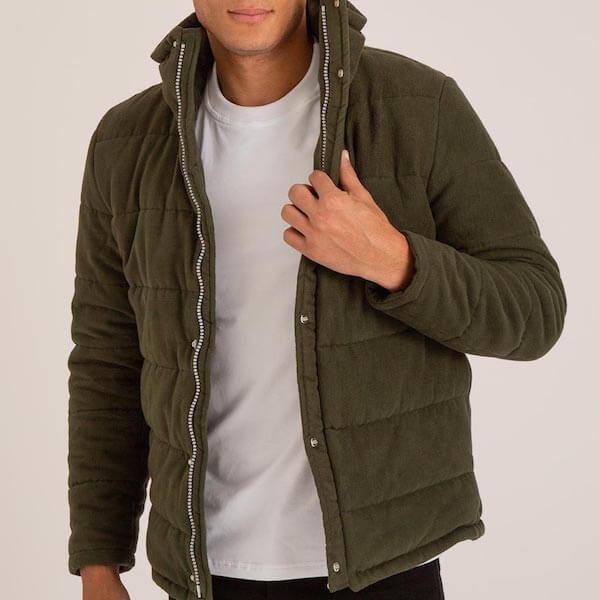 Luxury Quilted Coat