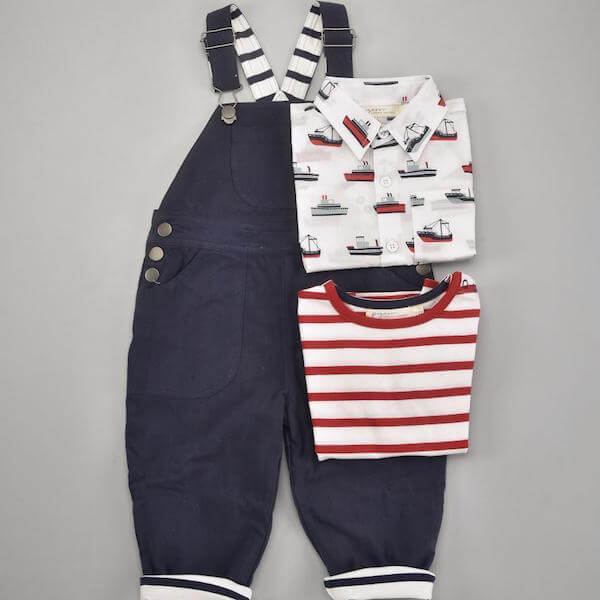 Worker Dungarees