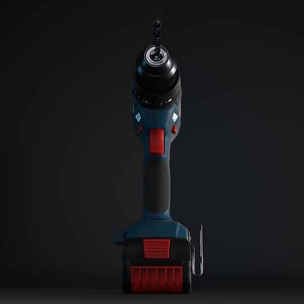 Hammer Drill Unit