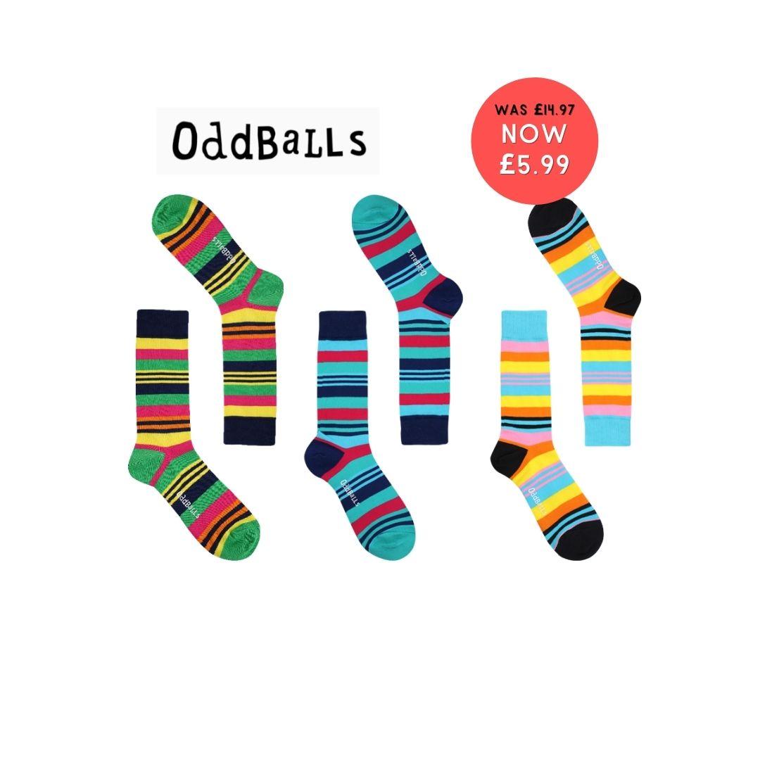 Hoops Socks 3-Pack Bundle