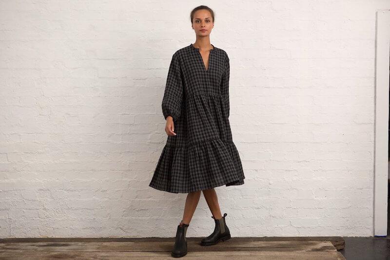 Linen Whitstable Dress