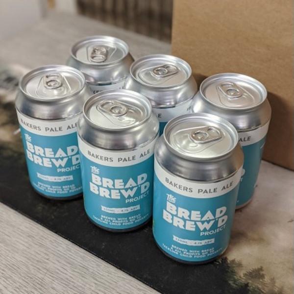 Baker's Pale 6 Pack