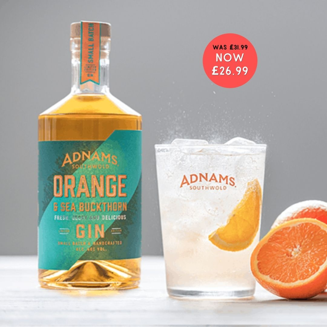 Orange & Sea Buckthorn Gin